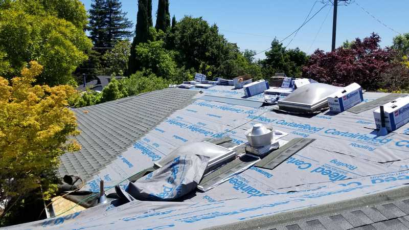 Local Reliable Roofing Contractor Bay Area