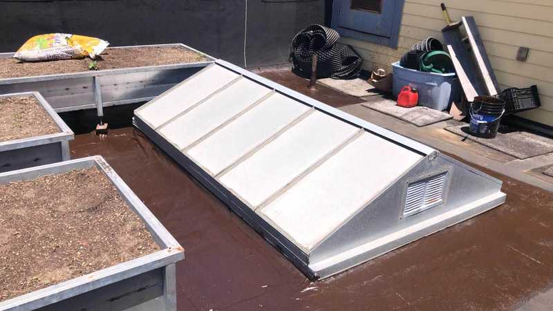 Local Flat roof repair in San Jose