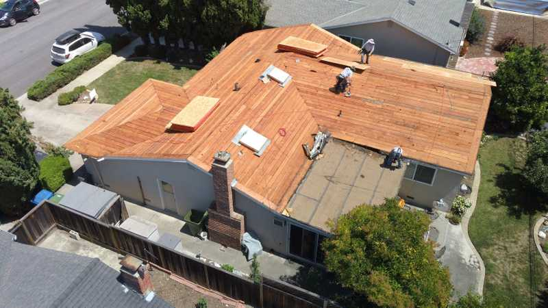 Torch Down Roofing System in Bay Area