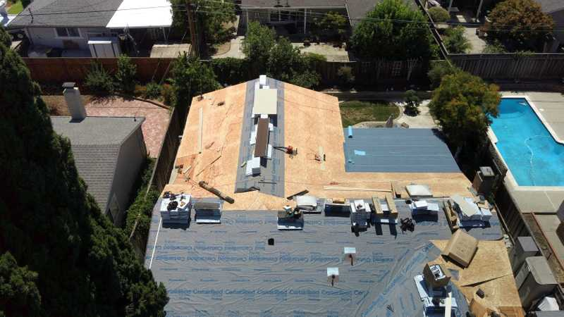 Flat Roof Replacement in Bay Area