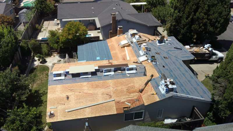 Your Roofing Contractors in San Jose