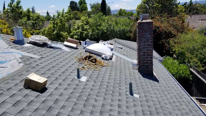 Local Shingle Roof Replacement