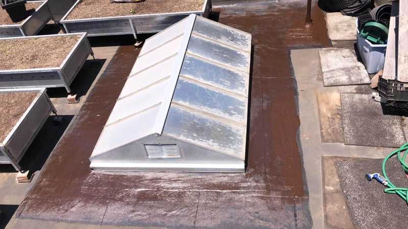 Roof repair in San Jose