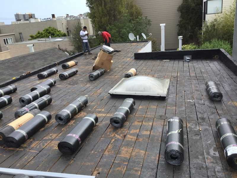 Local Roof Replacement San Jose